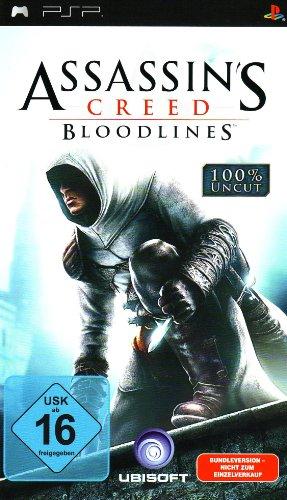 Assassins Creed: Bloodlines inkl. Die Mumie (UMD)