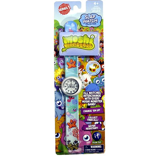 Moshi Monsters Watch - Fishies [UK Import]