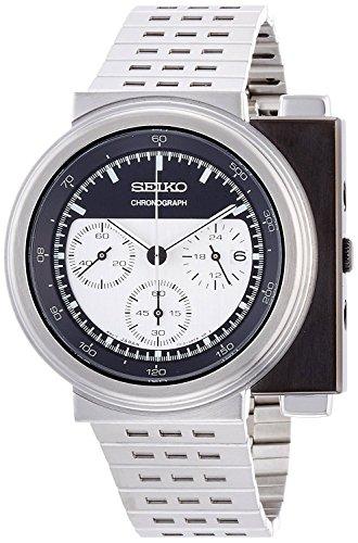 セイコー SEIKO × GIUGIARO ジウジアーロ 腕時計 SPIRIT SMART スピリットスマート 第2弾 復刻 限定モデル ブラック ホワイト SCED039 新品 【並行輸入品】