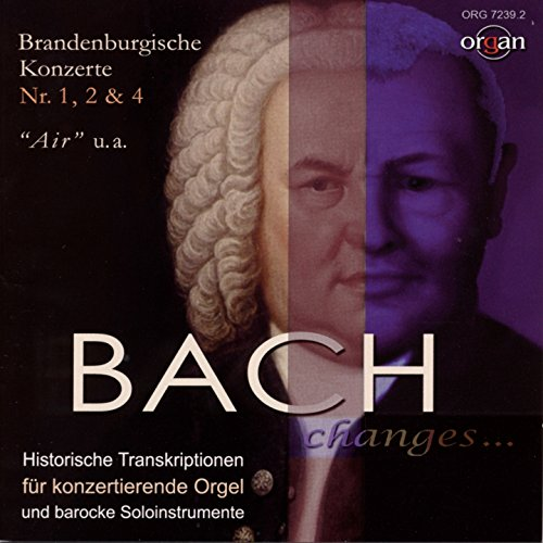 Orchestersuite No. 3 in D Major, BWV 1068: II. Air (Arr. for Organ by Eberhard Klotz)