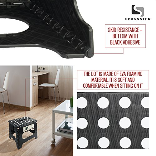 Spranster Super Strong Folding Step Stool - 11
