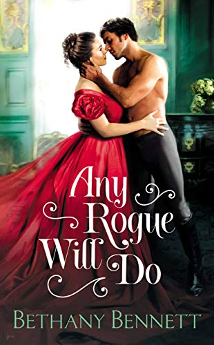 Any Rogue Will Do (Misfits of Mayfair Book 1)