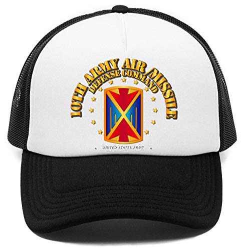 Vendax 10th Army Air And Missile Defense Command - 10th Army Air And Missile Defense Command Cappelini da Baseball Rapper cap
