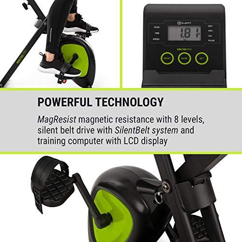 Klarfit X-BIKE-700 Ergometer Fitness Hometraining Bild 4*