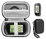 Handheld GPS case Compatible with Garmin Oregon 600, 600t, 680t, 400, 450, 450t, 550, 700, 750, 750t mesh Accessory Pocket, Detachable Wrist Strap