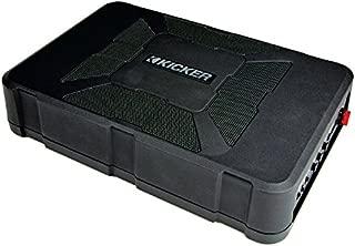 Kicker 11HS8 Hideaway Compact 8in Powered HS8 Sub Box (Renewed)