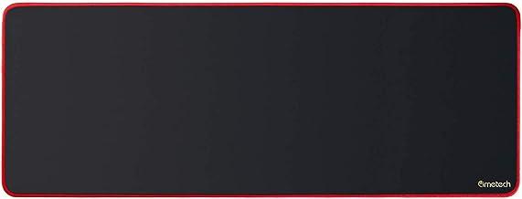 cimetech Tapis de Souris de Jeu XXL Grand, Tapis de Clavier étanche avec Base Anti-Glissante, Surface Lisse pour l'Ordinat...