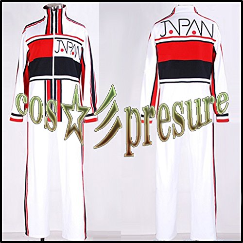 『299 【cos-presure】新テニスの王子様 U-17風 4点セット◆コスプレ衣装』の1枚目の画像