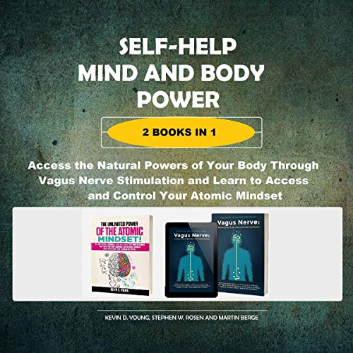 Self-Help Mind and Body Power: 2-In-1 Bundle cover art