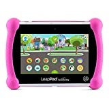 LeapFrog LeapPad Academy Kids' Learning Tablet, Pink