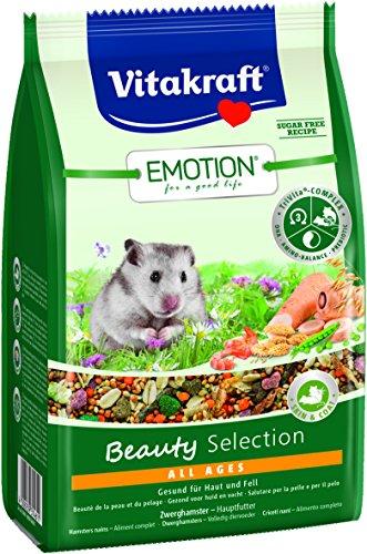 Vitakraft Emotion BeautySel. AllAge Zwerghamster 6 x 300g