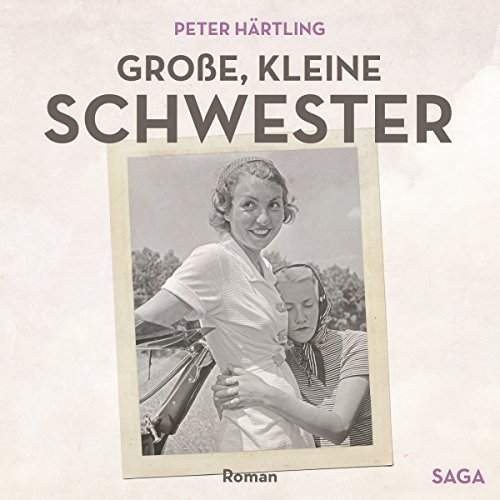 Große, kleine Schwester Titelbild