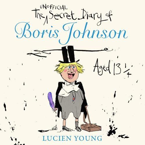 The Secret Diary of Boris Johnson Aged 13¼ Titelbild