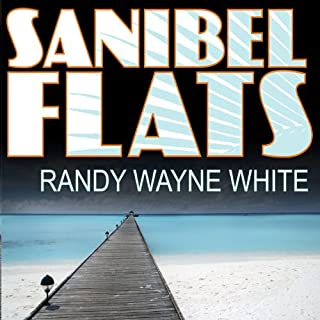 Sanibel Flats audiobook cover art