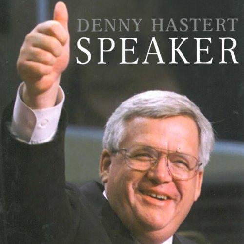 Speaker audiobook cover art