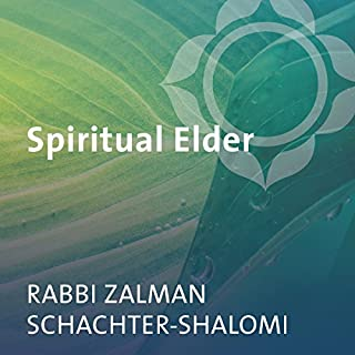 The Spiritual Elder audiobook cover art