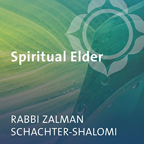 The Spiritual Elder audiobook cover art