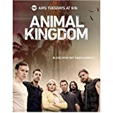 Ellen Barkin 8 Inch x10 Inch Photograph Animal Kingdom (TV Series 2016 - ) w/Cast 'Blood Runs But Family Doesn't' Title Poster kn