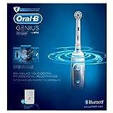 Oral-B Power Genius 8200W Cepillo De Dientes Éctrico De Plata Accionada 760 g
