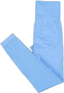 XFKLJ Sports Bra Yoga Pants 2PCS Seamless Yoga Suits Women Gym Fitness Clothing High Waist Leggings Bra Yoga Sets Training...