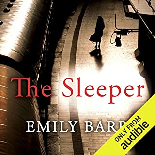 The Sleeper                   By:                                                                                                                                 Emily Barr                               Narrated by:                                                                                                                                 Imogen Church                      Length: 12 hrs and 50 mins     3,159 ratings     Overall 4.3