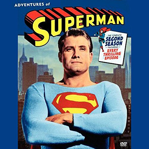 Adventures of Superman, Vol. 2 audiobook cover art