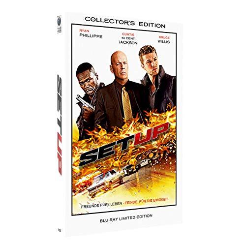 Set Up - Hardbox - Limited Edition auf 50 Stück [Blu-ray]