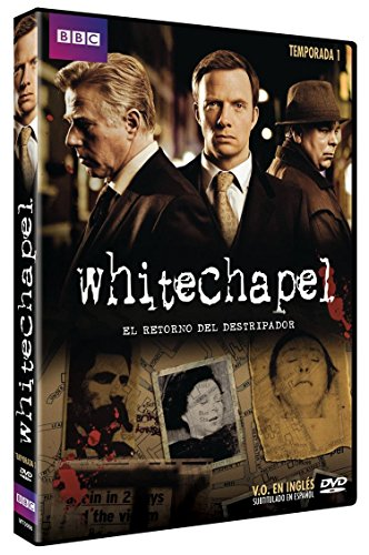 Whitechapel (V.O.S.) [DVD]