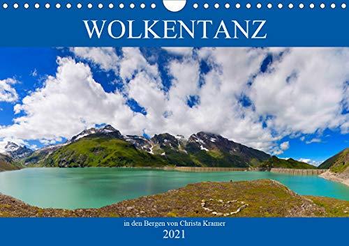 Wolkentanz (Wandkalender 2021 DIN A4 quer)