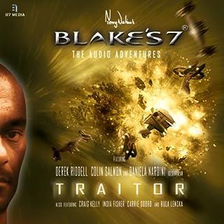Blake's 7 - Traitor audiobook cover art