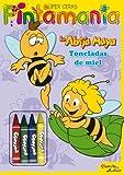 La Abeja Maya. Pintamanía Súper Ceras: Toneladas de miel