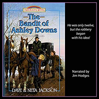The Bandit of Ashley Downs: Introducing George Müller audiobook cover art