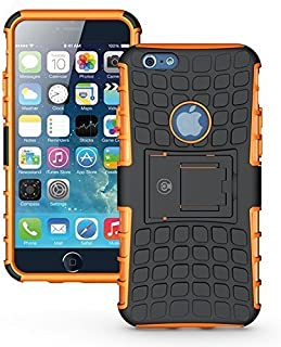 Cable And Case iPhone 6S Case, iPhone 6 Case [Heavy Duty] Tough Dual Layer 2 in 1 Rugged..