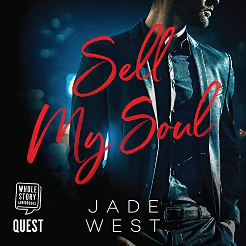 Sell My Soul audiobook cover art