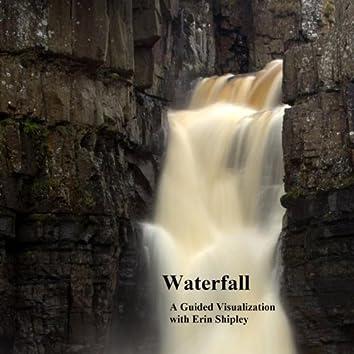 Waterfall Guided Visualization
