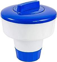Dispensador de Piscina Piscina pequeña Piscina Cloro Tabletas Dispensador Dosificación automática Dispositivo