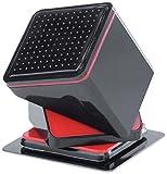Beco Cube Soporte para Montaje en 3 m Scotch Adhesiva Negro