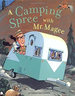 camping spree with mr magee activities