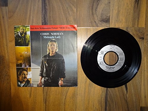 Midnight lady (Long Version, 1986, Bohlen) [Vinyl Single]