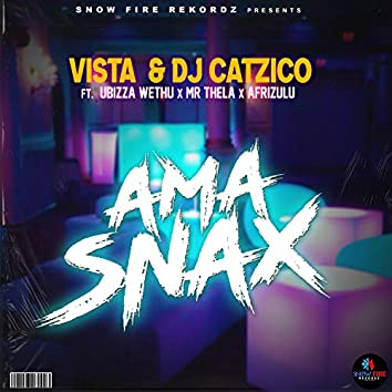 Ama Snax (feat. Ubizza Wethu, Mr Thela & Afrizulu)
