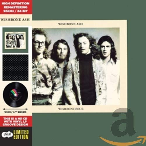Wishbone Ash: Wishbone Four (Audio CD (Collector's Edition))
