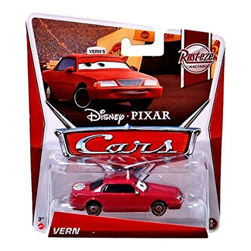 Disney Pixar Cars Vern (Rust-eze Racing, #8 of 8) - Voiture Miniature Echelle 1:55