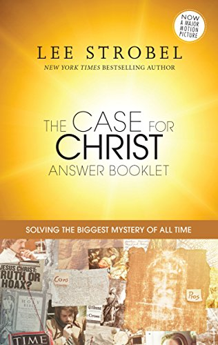 The Case for Christ Answer Booklet (Answer Book Series)