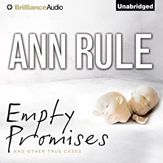 Empty Promises audiobook cover art