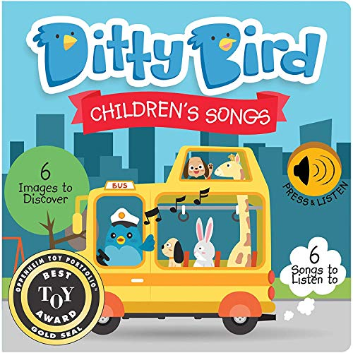 DITTY BIRD Baby Sound Book: Our Chi…