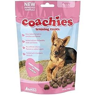BULK BUY - 8 packs Coachies Puppy Training Treats (Pack Size 200g Packet) - Great for dog training classes:Kumagai-yutaka