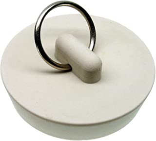 Danco, Inc. 80228 Stopper Drain Rubber 1-5/8 White, 1-5/8