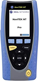 IDEAL Networks R151006 NaviTEK NT Pro with Touchscreen