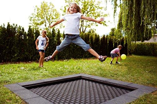Eurotramp Kids-Bodentrampolin Playground