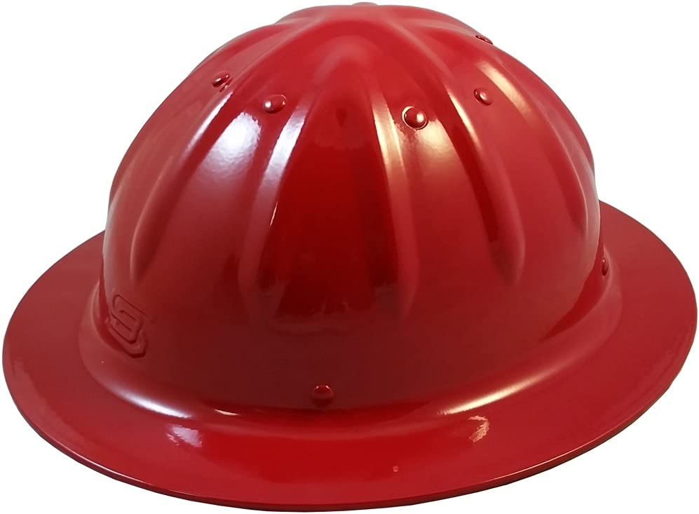 Original SkullBucket Aluminum Hard Hats Full with Brim Ratchet Max 52% OFF Safety and trust